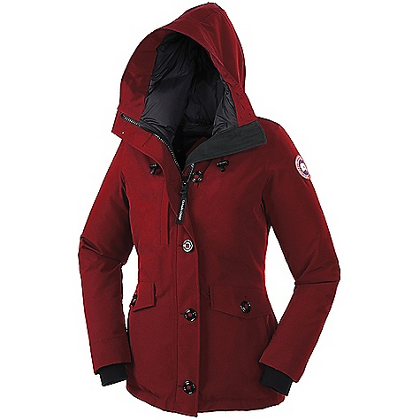 Canada Goose Women's Rideau Parka Red
