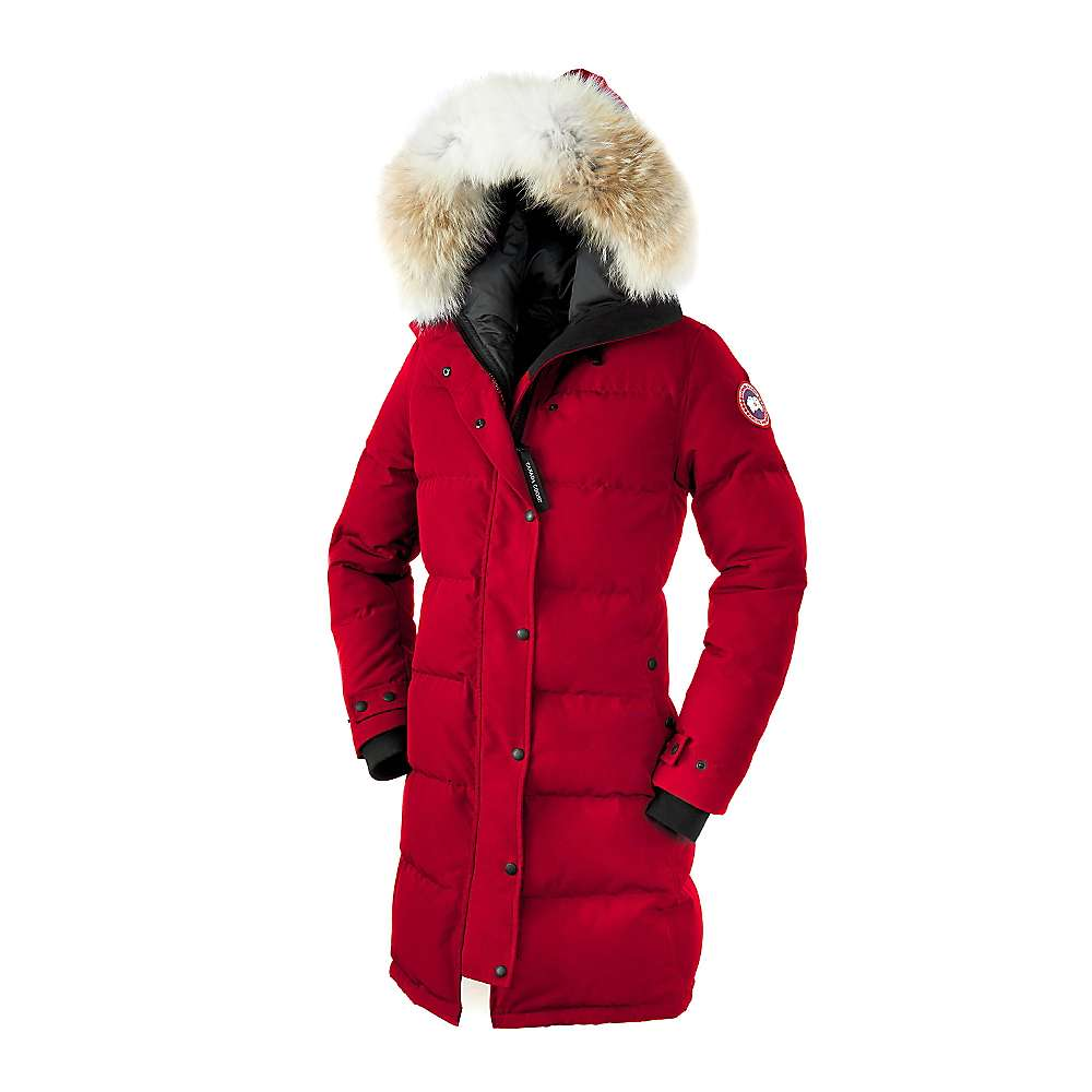 Canada Goose Women's Shelburne Parka - Medium - Red