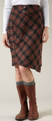 Royal Robbins Women's Crimped Flannel Skirt