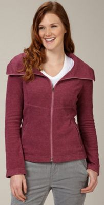 Royal Robbins Women's Departures Fleece Zip Up Top