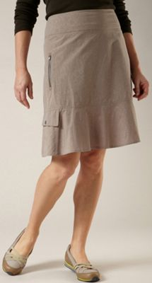Royal Robbins Women's Embossed Discovery Skirt
