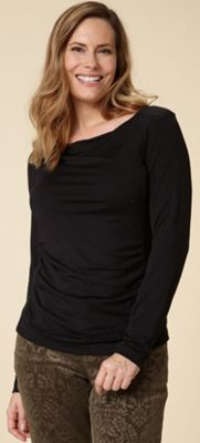 Royal Robbins Women's Essential Tencel Cowl Neck Top