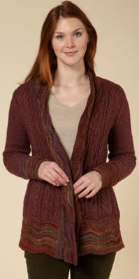 Royal Robbins Women's Helium Tie Cardigan Top