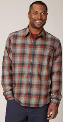 Royal Robbins Men's Parker Plaid Long Sleeve Shirt