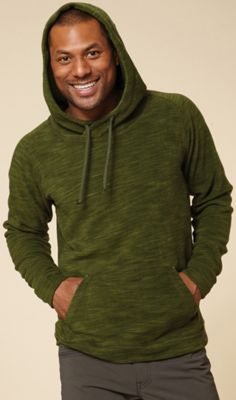 Royal Robbins Men's Space Dyed Fleece Hoodie