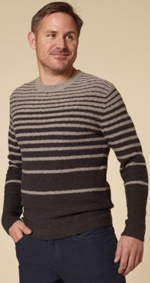 Royal Robbins Men's Voyager Stripe Crew