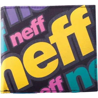 Neff Corpo Cluster Wallet - Men's