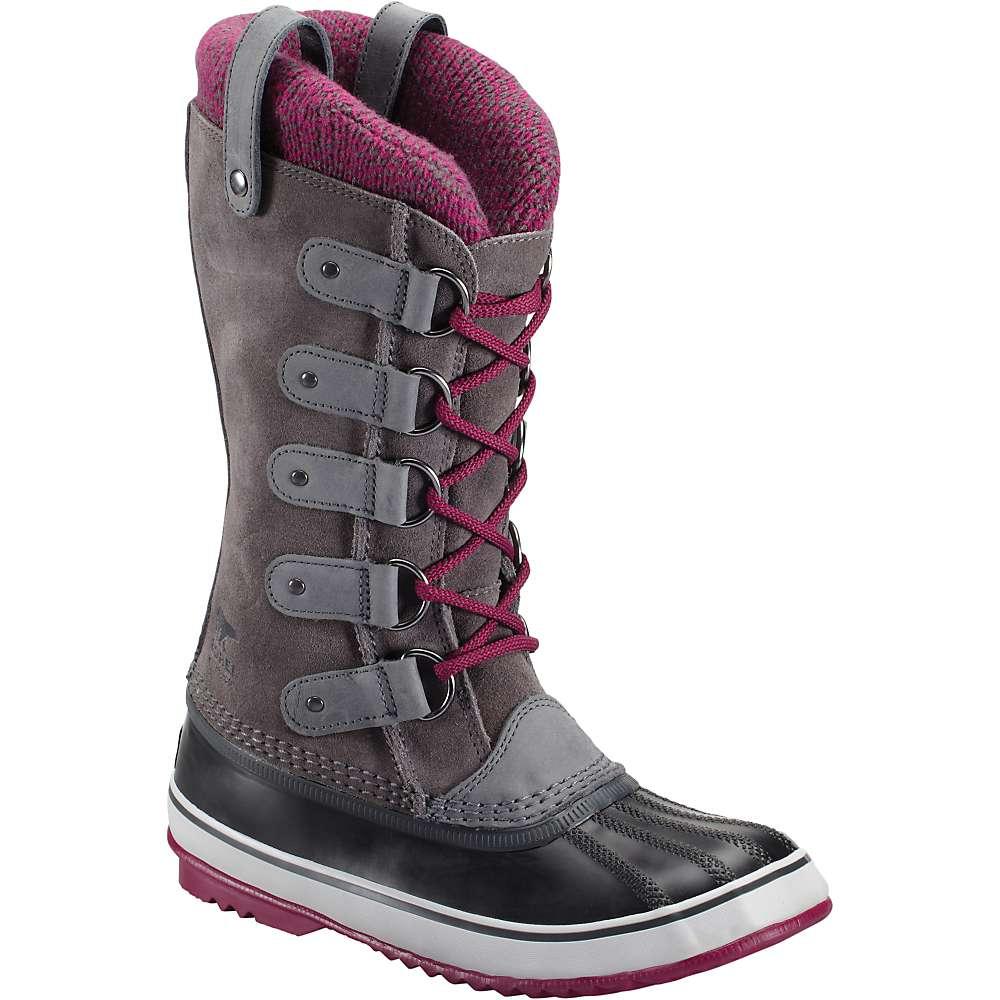 sorel s joan of arctic knit boot at moosejaw