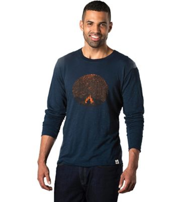 Horny Toad Men's Campfire Long Sleeve Tee