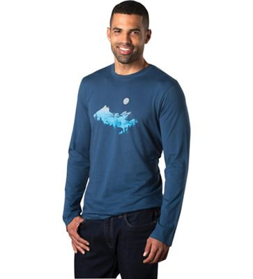 Horny Toad Men's Fullmoon Long Sleeve Tee