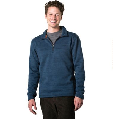 Horny Toad Men's Override 1/4 Zip Top