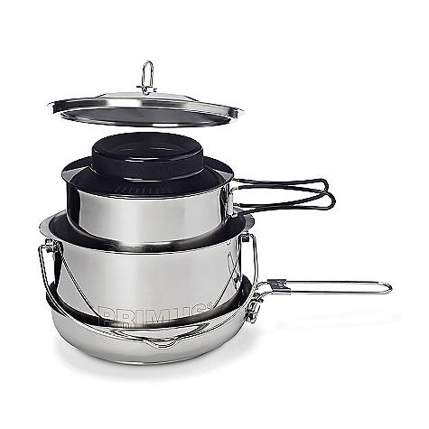 photo: Primus Gourmet De Luxe Set pot/pan