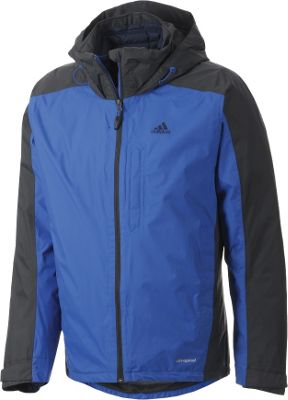 Adidas Men's Hiking 3 in 1 CPS Down Wandertag Jacket