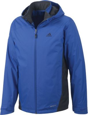 Adidas Men's Hiking 3in1 Insulated Wandertag Jacket