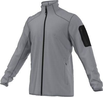 Adidas Men's Hiking Melange Fleece Jacket