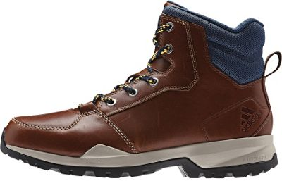 Adidas Men's Rockstack Mid Leather Boot