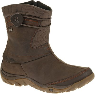 Merrell Women's Dewbrook Zip Waterproof Boot