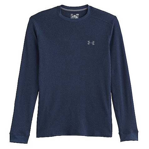Under Armour Men's UA Amplify Thermal Crew Academy Heather / Steel