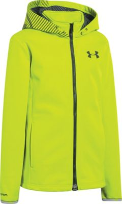 Under Armour Boys' UA ColdGear Infrared Mag Zip Jacket