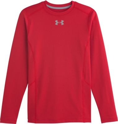 Under Armour Boys' UA ColdGear Infrared Everyday Crew