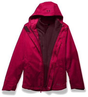 Under Armour Women's UA ColdGear Sienna 3 in 1 Jacket