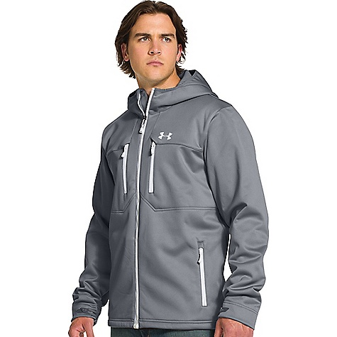 Under Armour Ua Coldgear Infrared Softershell Jacket Christmas Gift