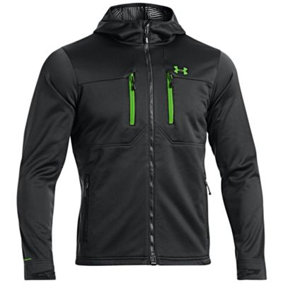 Under Armour Men's UA ColdGear Infrared Hooded Softershell Jacket