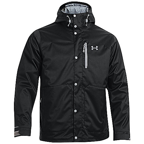 Under Armour Men's UA ColdGear Infrared Porter 3 in 1 Jacket Black / Steel