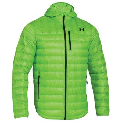 Under Armour Men's UA ColdGear Infrared Turing Hooded Jacket