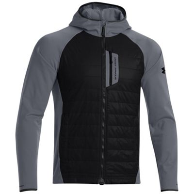 Under Armour Men's UA ColdGear Infrared Werewolf Hooded Jacket