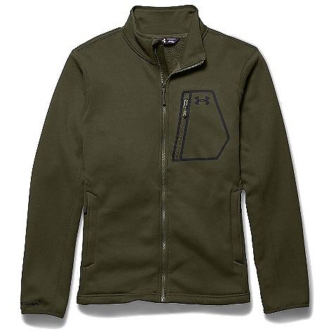 Under Armour Men's UA Extreme ColdGear Jacket Greenhead / Black