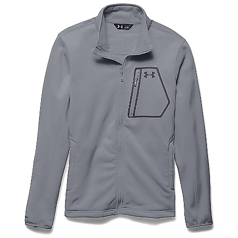 Under Armour Men's UA Extreme ColdGear Jacket Steel / Stealth Grey