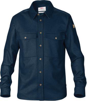 Fjallraven Men's Ovik Wool Shirt