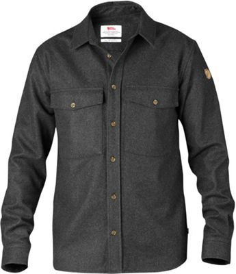 Fjallraven Men's Ovik Wool Shirt