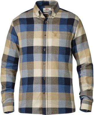 Fjallraven Men's Ovik Big Check Long Sleeve Shirt