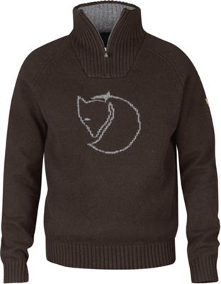 Fjallraven Men's Red Fox Sweater