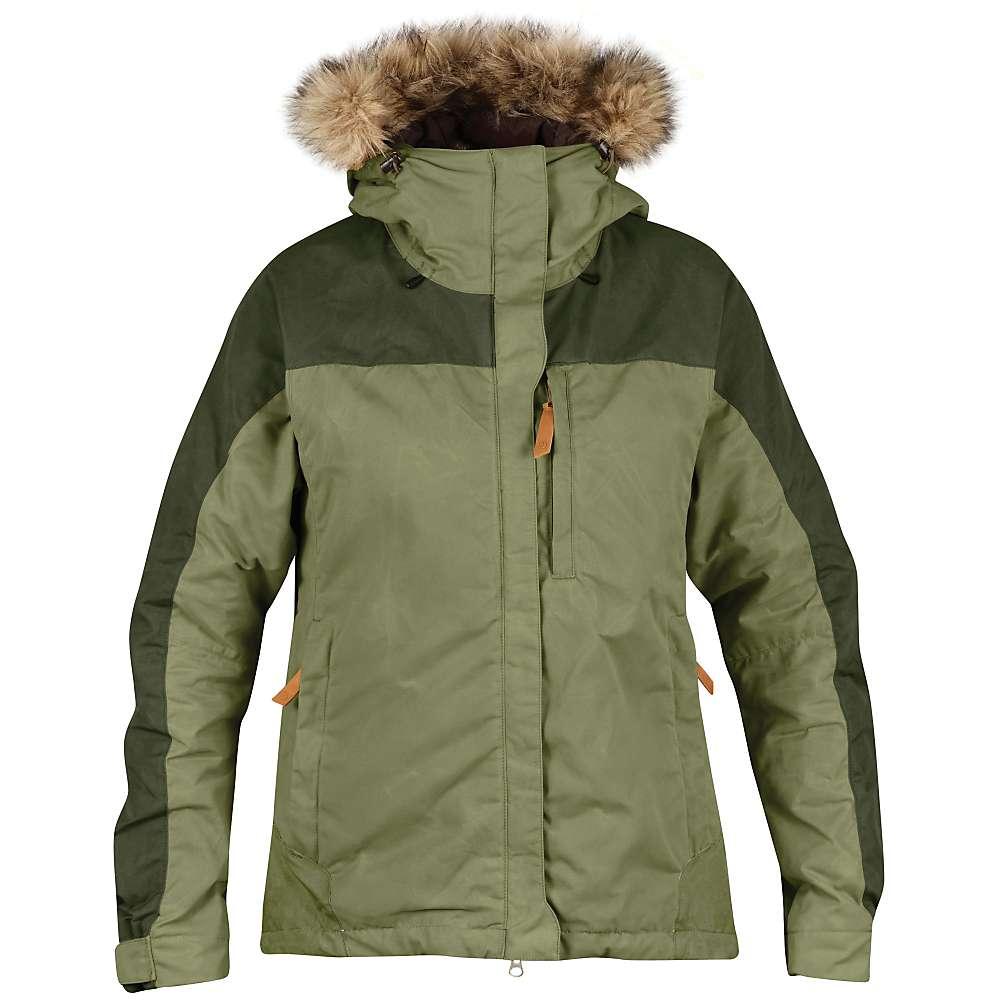 Fjallraven Women's Singi Loft Jacket - Medium - Green / Olive