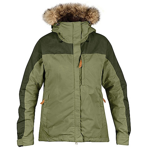 Fjallraven Women's Singi Loft Jacket Green / Olive