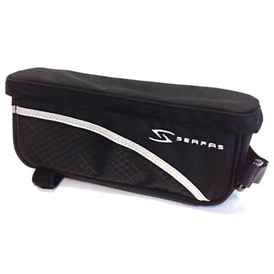 Serfas LTN-STM2BK Medium Solid Nylon Top Stem Bag