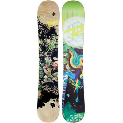 Rossignol Angus Amptek Wide Snowboard 158 - Men's