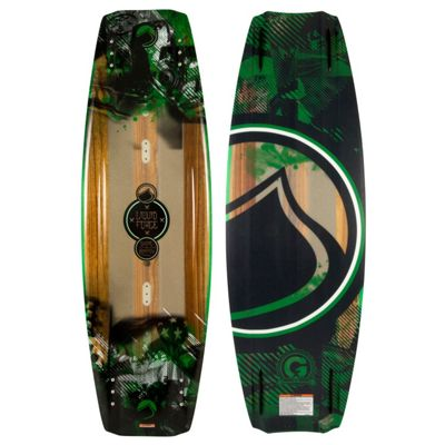 Liquid Force Shane Hybrid Blem Wakeboard 138 - Men's