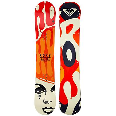 Roxy Ollie Pop Snowboard 145 - Women's