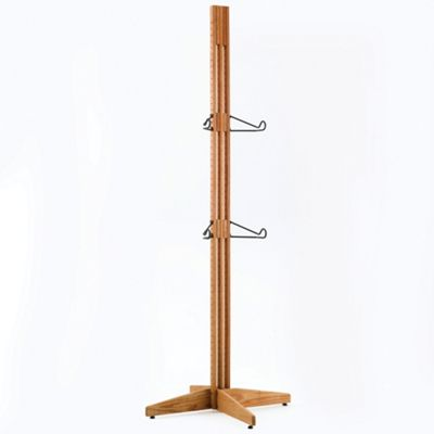 Gear Up Oak Rak Free Standing Storage Rack