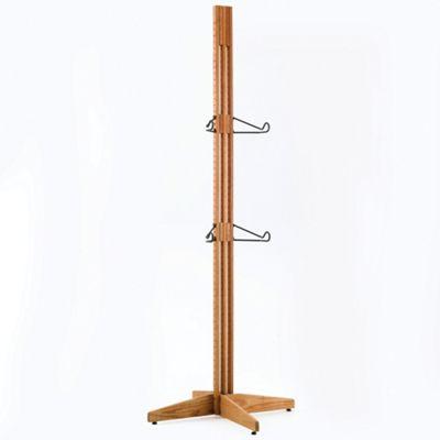 Gear Up Oak Rak Free Standing Storage Rack