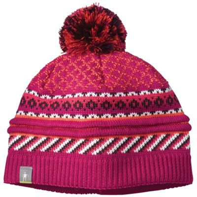 Smartwool Girls' Little Falls Textured Hat