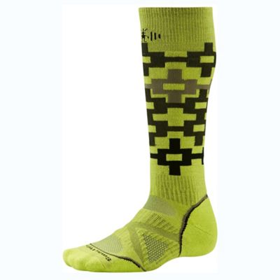 Smartwool PhD Snowboard Medium Pattern Sock