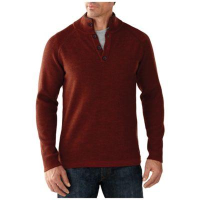 Smartwool Men's Pioneer Ridge Half Button Sweater