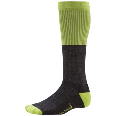 Smartwool Men's StandUP Graduated Compression Pattern Sock