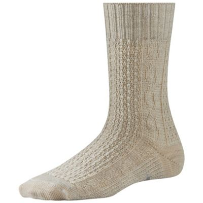 Smartwool Women's Wrapped Metallic Cable Sock