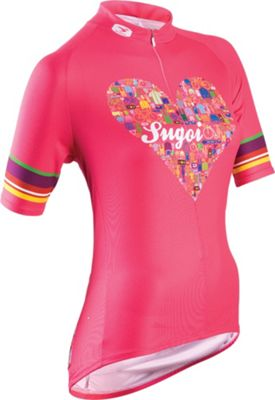 Sugoi Women's I Heart Bikes Jersey